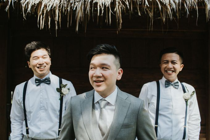 In Honor Of Andrew & Jessica by Reynaldi Wedding - 007