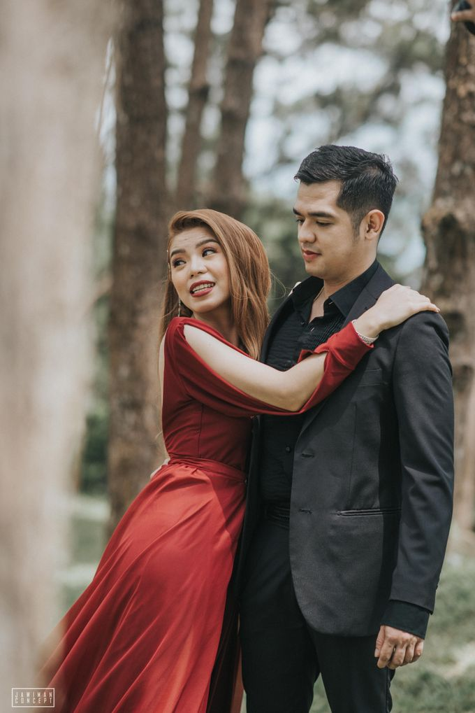 Fred and Rhegs Prenup Photo Session at Munting Gubat Tanay Rizal by The Jawiman Concept - 043