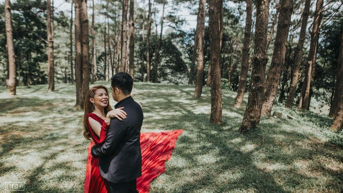 Fred and Rhegs Prenup Photo Session at Munting Gubat Tanay Rizal by The Jawiman Concept - 044