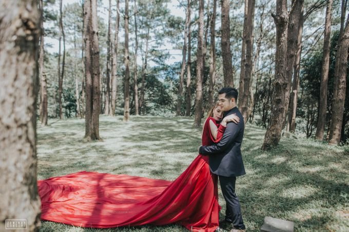 Fred and Rhegs Prenup Photo Session at Munting Gubat Tanay Rizal by The Jawiman Concept - 045