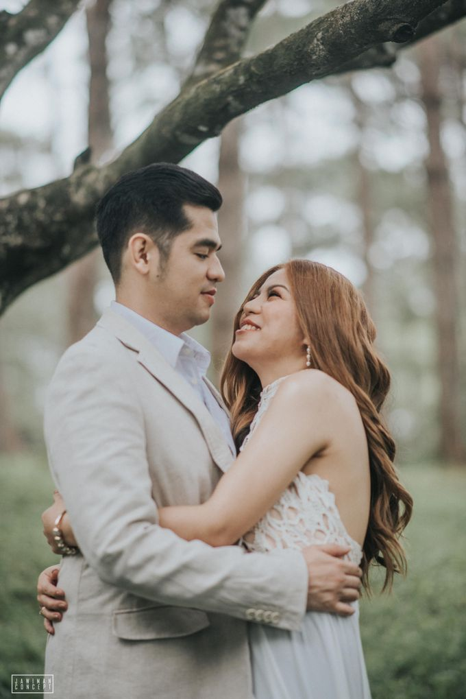Fred and Rhegs Prenup Photo Session at Munting Gubat Tanay Rizal by The Jawiman Concept - 011