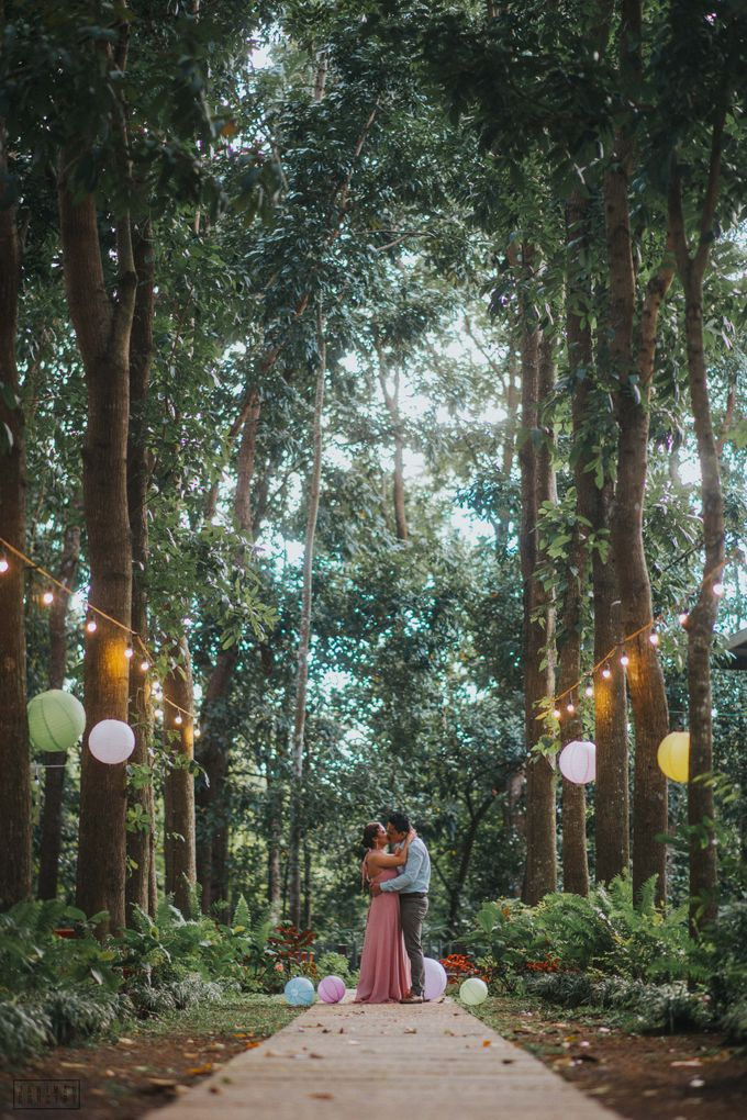 Fernando and Vaness Love in the Woods by The Jawiman Concept - 013
