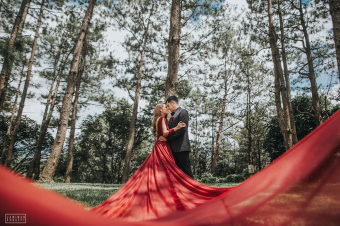 Fred and Rhegs Prenup Photo Session at Munting Gubat Tanay Rizal by The Jawiman Concept - 037