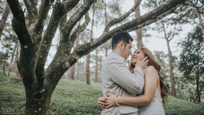 Fred and Rhegs Prenup Photo Session at Munting Gubat Tanay Rizal by The Jawiman Concept - 015