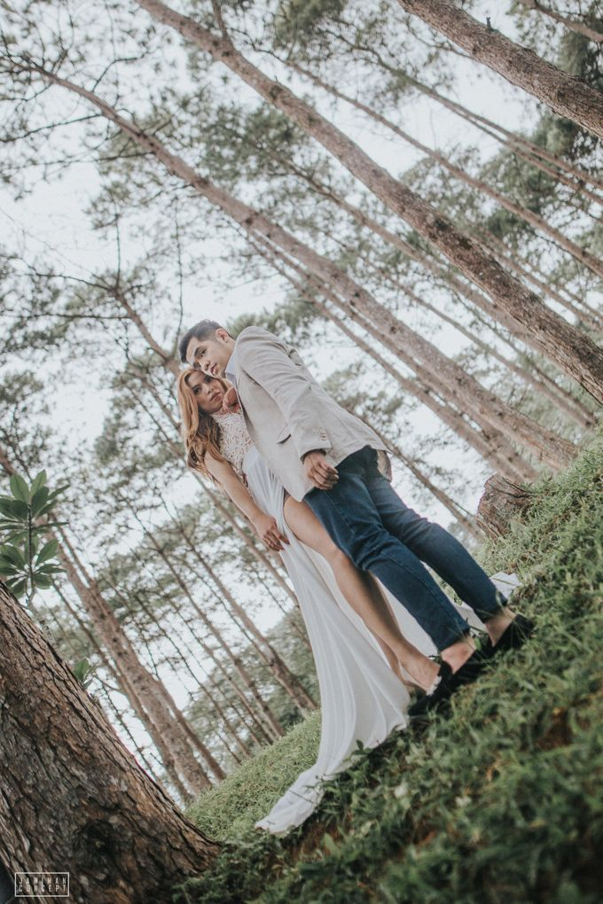 Fred and Rhegs Prenup Photo Session at Munting Gubat Tanay Rizal by The Jawiman Concept - 017