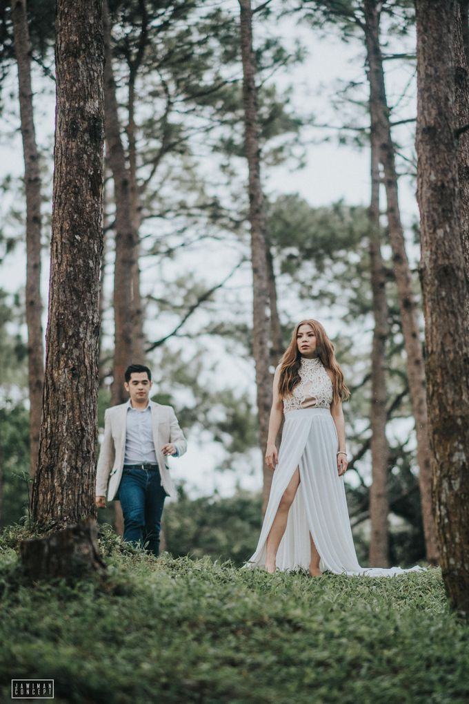 Fred and Rhegs Prenup Photo Session at Munting Gubat Tanay Rizal by The Jawiman Concept - 018