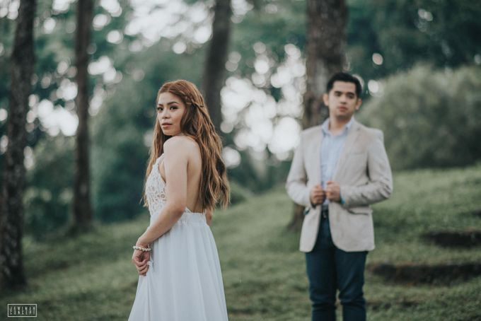 Fred and Rhegs Prenup Photo Session at Munting Gubat Tanay Rizal by The Jawiman Concept - 019