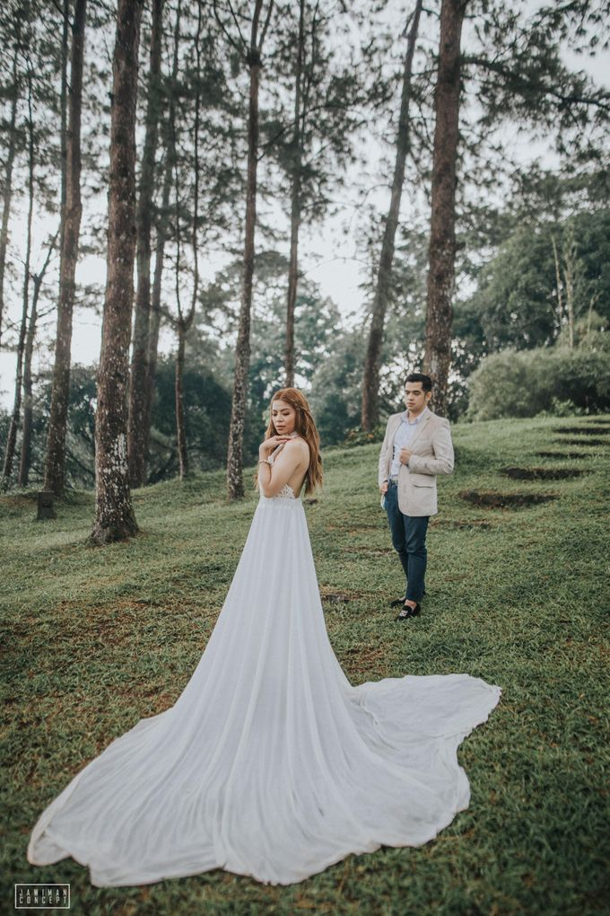 Fred and Rhegs Prenup Photo Session at Munting Gubat Tanay Rizal by The Jawiman Concept - 020