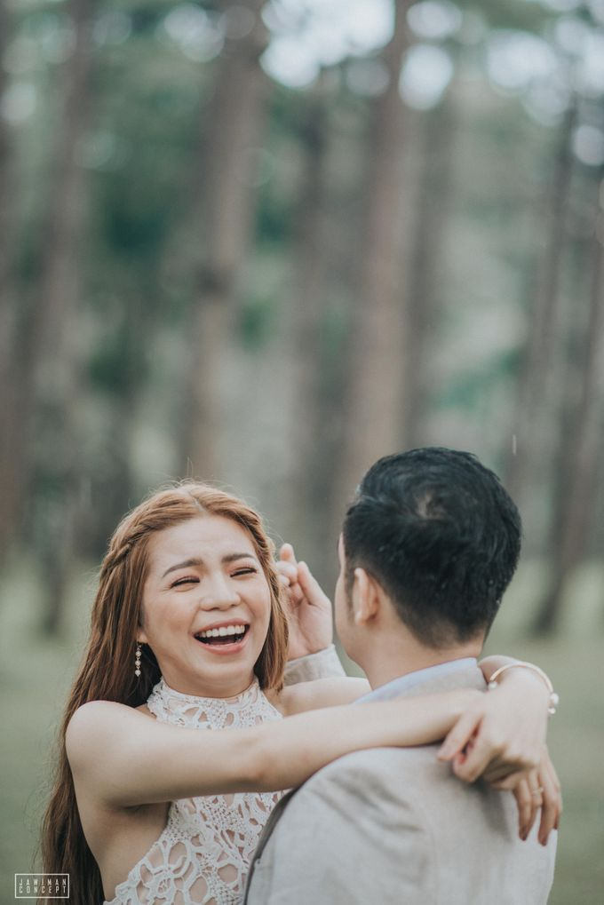 Fred and Rhegs Prenup Photo Session at Munting Gubat Tanay Rizal by The Jawiman Concept - 024