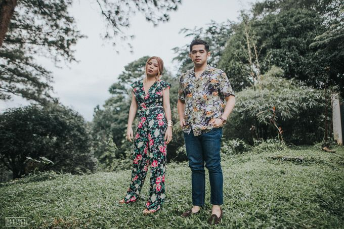 Fred and Rhegs Prenup Photo Session at Munting Gubat Tanay Rizal by The Jawiman Concept - 025