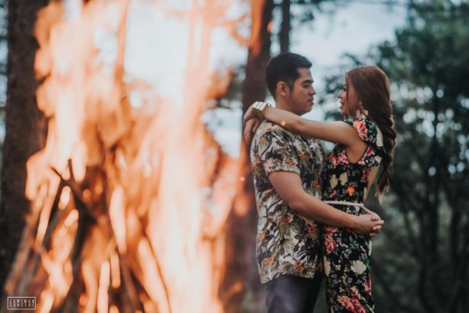 Fred and Rhegs Prenup Photo Session at Munting Gubat Tanay Rizal by The Jawiman Concept - 028