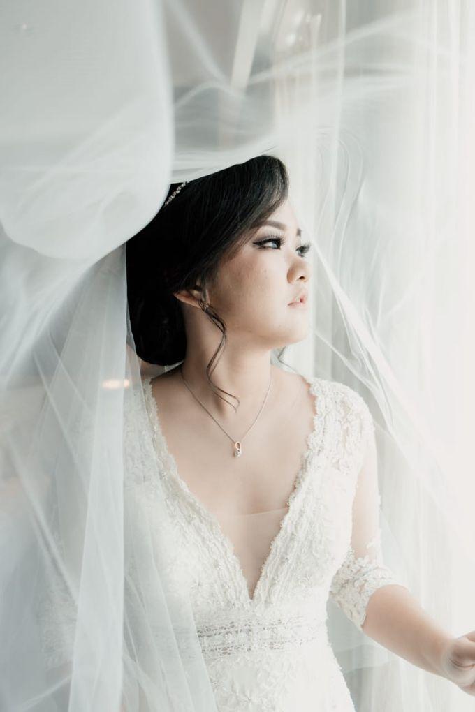 THE WEDDING OF EXHAUDI & FELICIA by The Wedding Boutique - 003