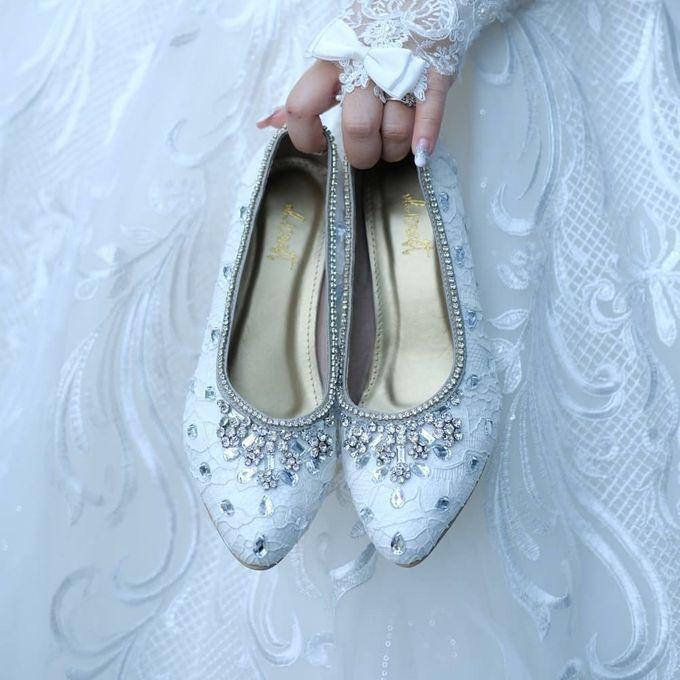 Jayanti Wulandari Wedding by Ohcraft Shoes - 001
