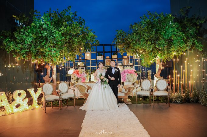 Wedding of Andrian & Yuannita by La'SEINE Function Hall - 001