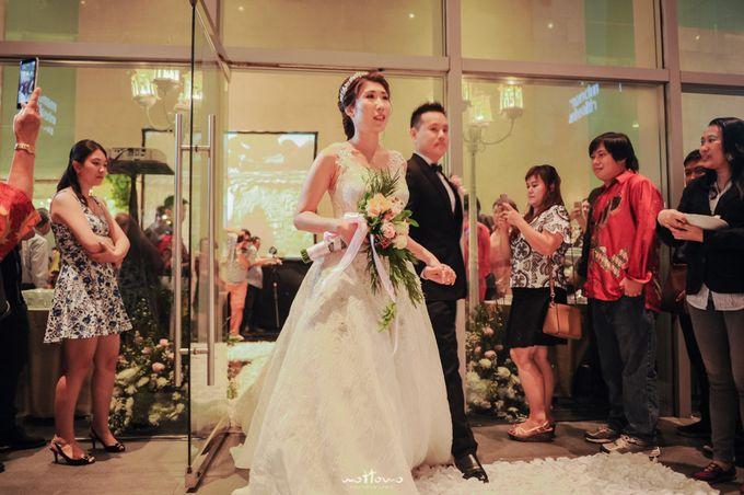 Wedding of Andrian & Yuannita by La'SEINE Function Hall - 002