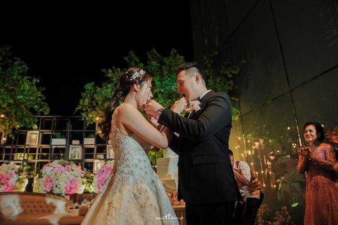 Wedding of Andrian & Yuannita by La'SEINE Function Hall - 003