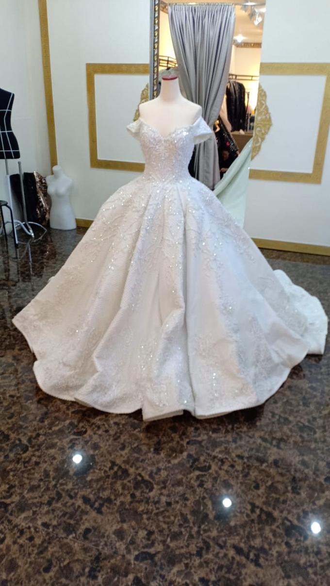 Wedding Gown by JC Wardrobe - 001