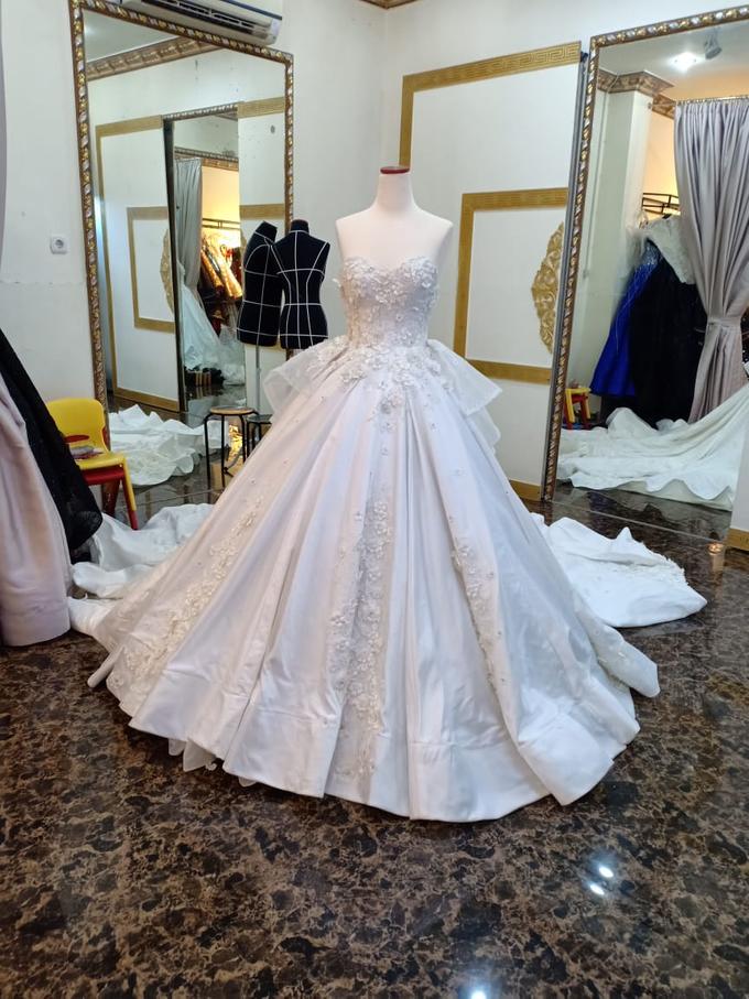 Wedding Gown by JC Wardrobe - 002