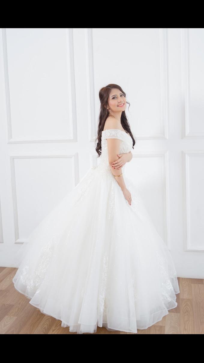 Wedding Gown by JC Wardrobe - 003