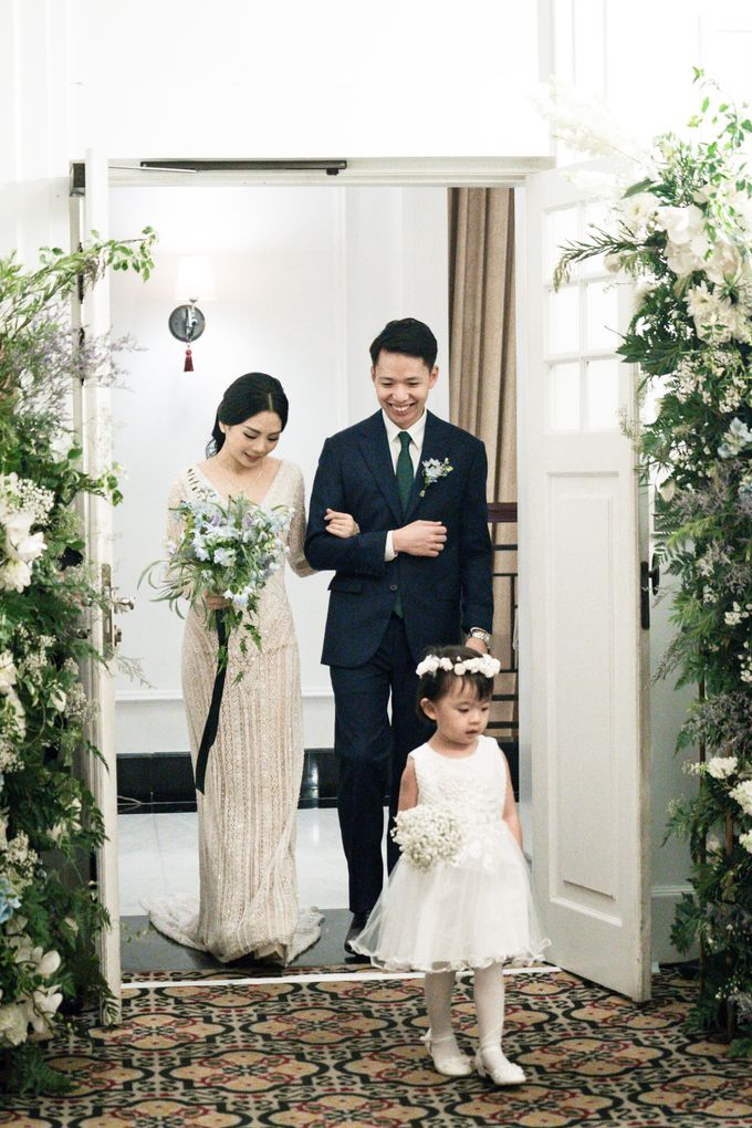 Joseph & Clarisse Wedding Day by Open Quarter Tailor - by Brillington Brothers - 003
