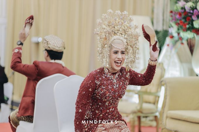 New Normal Wedding of Rima & Adre by S2 Banquet - 006
