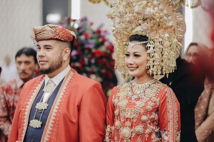 Minang Wedding of Kiara and Osmar by Umara Catering - 015