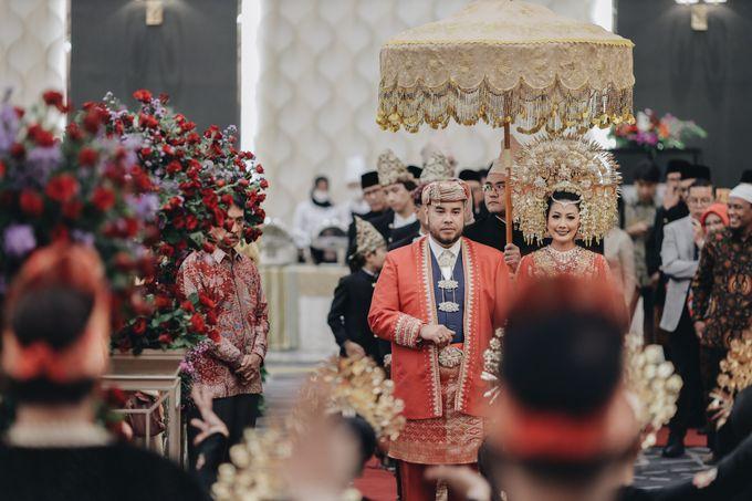 Minang Wedding of Kiara and Osmar by Umara Catering - 016