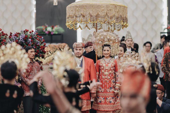 Minang Wedding of Kiara and Osmar by Umara Catering - 017