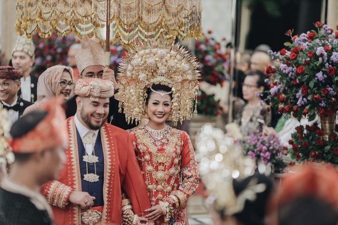 Minang Wedding of Kiara and Osmar by Umara Catering - 018