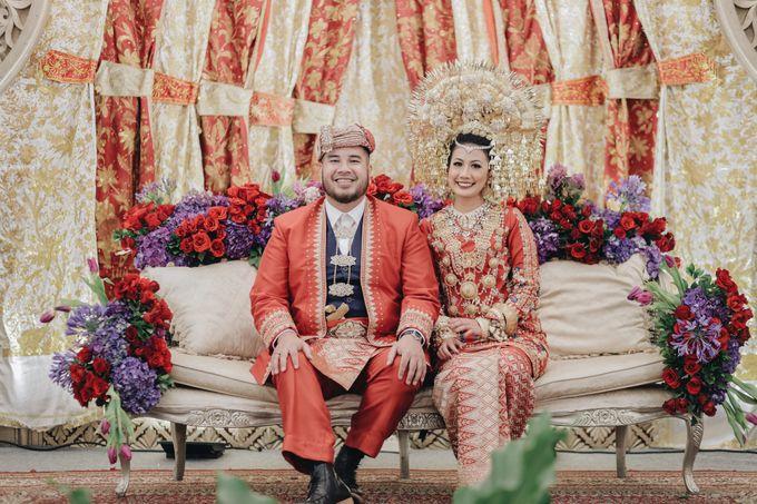 Minang Wedding of Kiara and Osmar by Umara Catering - 019