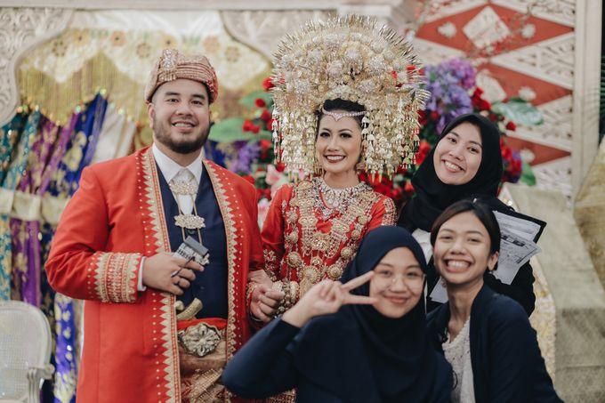 Minang Wedding of Kiara and Osmar by Umara Catering - 021