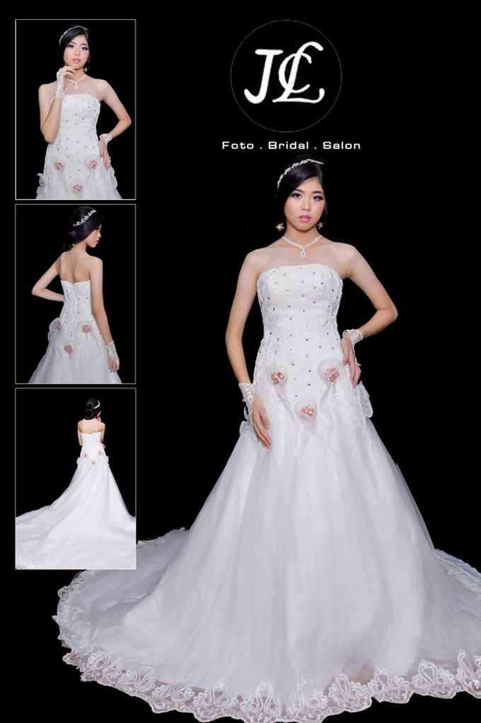WEDDING GOWN XXXV by JCL FOTO BRIDAL SALON - 004