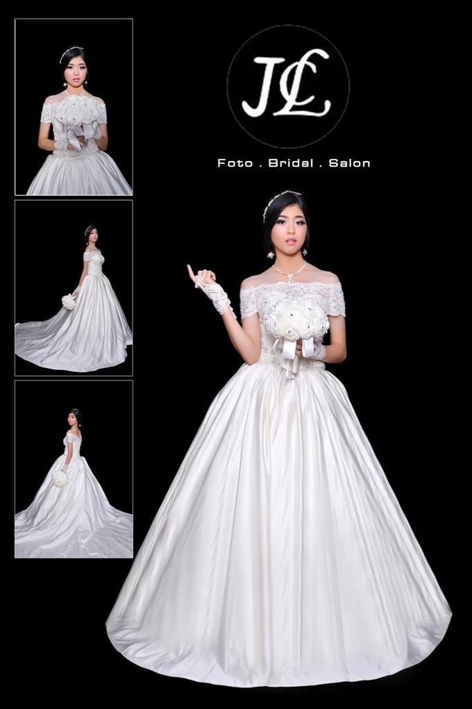 Gown Wedding 1 by JCL FOTO BRIDAL SALON - 004