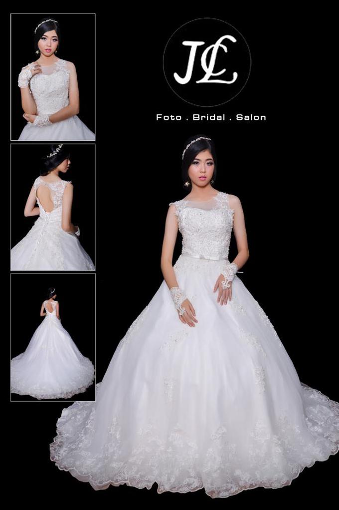 GOWN WEDDING II by JCL FOTO BRIDAL SALON - 004