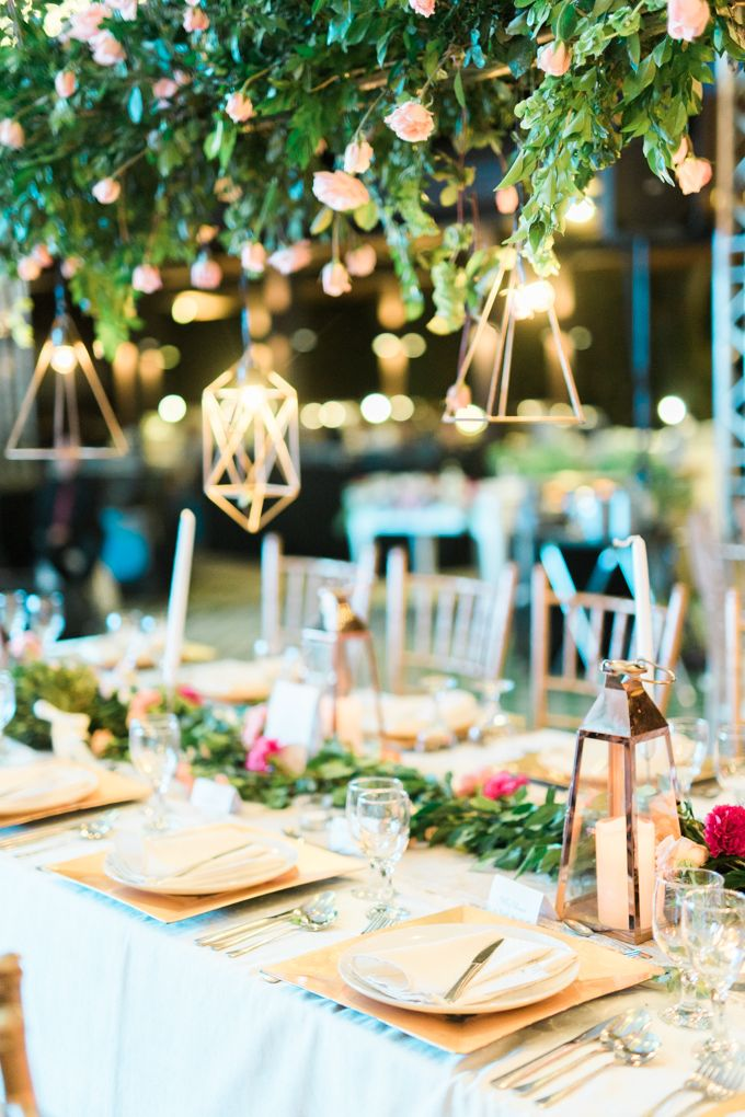 Geometric and Marble inspired wedding in Pinks, Purples and Blues by Ivy Tuason Photography - 035