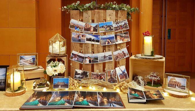 Photo Album Table  Styling by Jcraftyourevents by Jcraftyourevents - 028