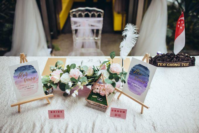 Wedding of Weishoon  & Jiawen by Jcraftyourevents - 002