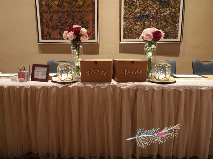 Reception Table Styling by Jcraftyourevents by Jcraftyourevents - 002