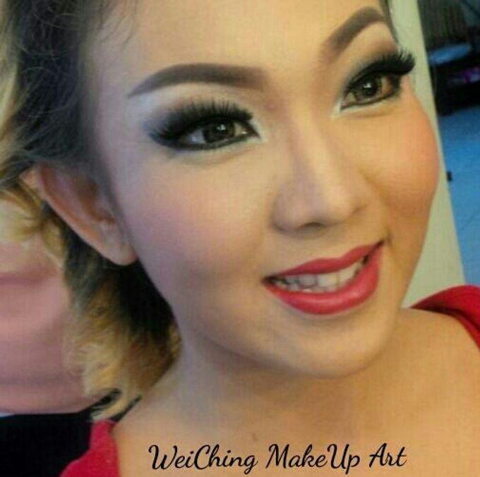Wedding MakeUp N SulamAlis by Weiching Bridal Make Up - 001