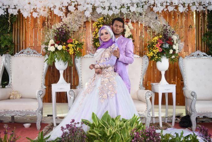 Wedding Moment Camelia & Hafizh by Zaki Photography - 005