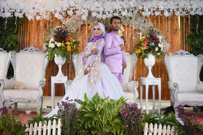 Wedding Moment Camelia & Hafizh by Zaki Photography - 003