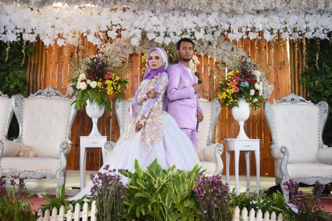 Wedding Moment Camelia & Hafizh by Zaki Photography - 002