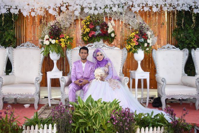 Wedding Moment Camelia & Hafizh by Zaki Photography - 001