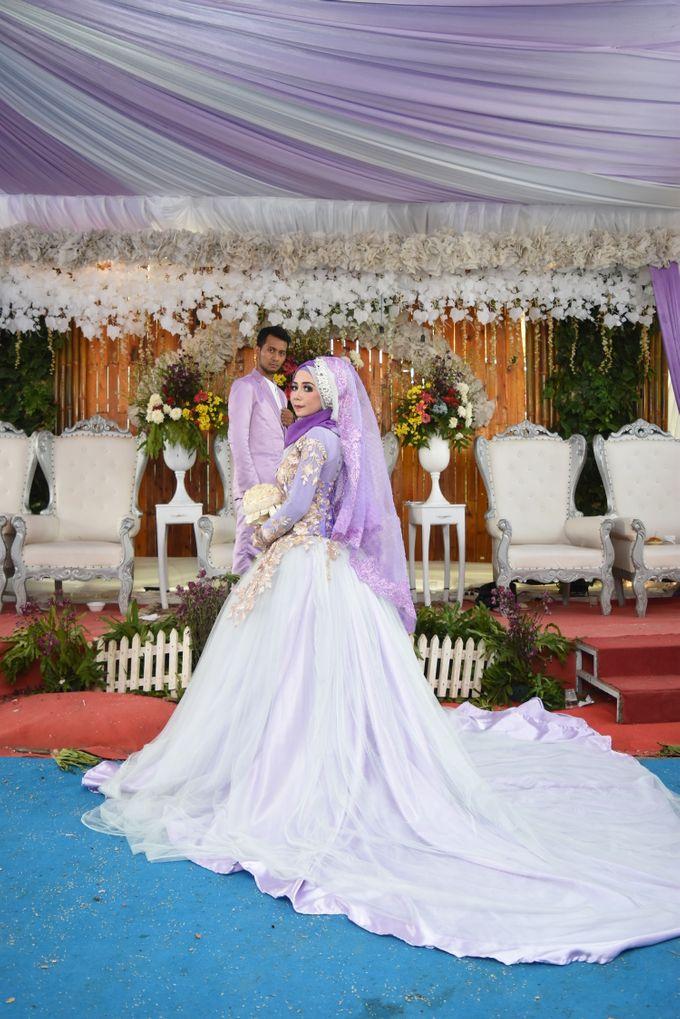 Wedding Moment Camelia & Hafizh by Zaki Photography - 006
