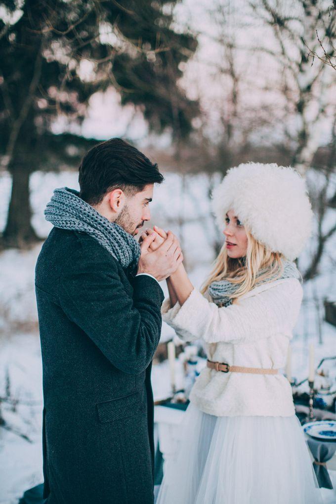 Wedding In Gzhel Style by Marina Nazarova Photographer - 032