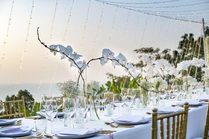 Malaiwana Luxury villas wedding by BLISS Events & Weddings Thailand - 003