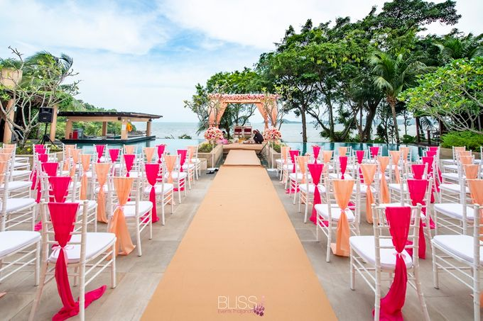 Aayush and Navreet indian wedding at westin siray bay Phuket Thailand by BLISS Events & Weddings Thailand - 018