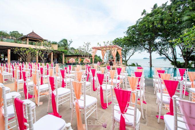 Aayush and Navreet indian wedding at westin siray bay Phuket Thailand by BLISS Events & Weddings Thailand - 019