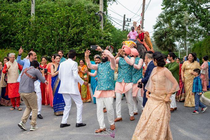 Aayush and Navreet indian wedding at westin siray bay Phuket Thailand by BLISS Events & Weddings Thailand - 021