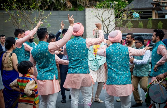 Aayush and Navreet indian wedding at westin siray bay Phuket Thailand by BLISS Events & Weddings Thailand - 024